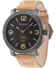 Timberland 14399XSU-02 Para hombre de Pinkerton de cuero marrón reloj de la correa