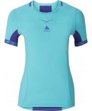 Odlo 160111-20334-XS Señoras ceramicool camiseta