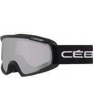 Cebe CBG98 Fanático m negro - rosa de la luz del flash espejo gafas de esquí