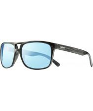 Revo negro de la viruta Re1019 holsby - agua polarizado gafas de sol azules