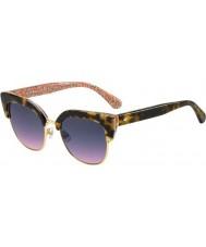 Kate Spade New York Señoras karri-s 2nl gafas de sol ff