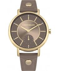 Karen Millen KM159E Reloj de señoras