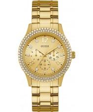 Guess W1097L2 Señoras bedazzle reloj