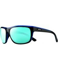 Revo Re1023 remus negro azul - agua polarizado gafas de sol azules