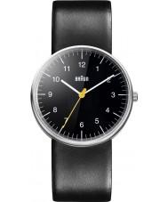 Braun BN0021BKBKG Hombre Todo reloj de cuarzo negro