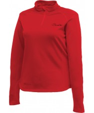 Dare2b Señora loveline ii red core stretch midlayer
