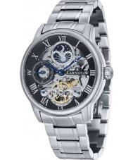Thomas Earnshaw ES-8006-11 Reloj para hombre automático de longitud pulsera de plata
