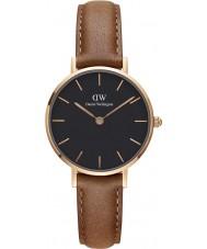 Daniel Wellington DW00100222 Señoras clásico pequeño durham 28mm reloj