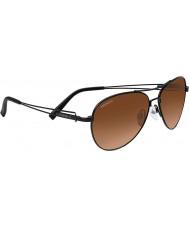 Serengeti 7887 brando gafas de sol negras