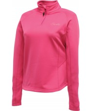 Dare2b Señoras loveline ii fuchsia core stretch midlayer