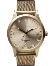 Triwa LAST114-ME021313 Una especie de reloj pulsera de malla de acero de oro negro