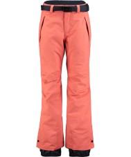 Oneill 658018-3082-XL Señoras de los pantalones estrella siena tostado - tamaño XL