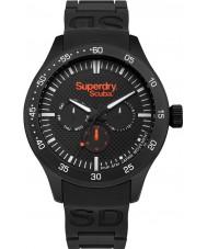 Superdry SYG210BB Reloj de buceo
