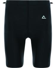 Dare2b DMJ066-80050-S Para hombre de silla de montar pantalones cortos negros seguro de ciclo - tamaño s