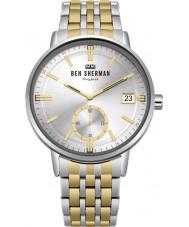 Ben Sherman WB071GSM Reloj para hombre portobello