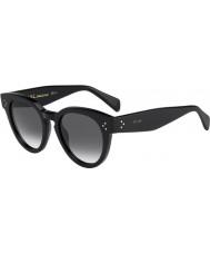 Celine Damas cl 41049-s gafas de sol negras 807 xm