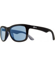 Revo RE1000 huddie negro mate - agua polarizado gafas de sol azules