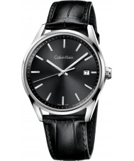 Calvin Klein K4M211C3 Mens formalidad reloj negro gris