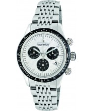 Dreyfuss and Co DGB00032-06 Para hombre reloj cronógrafo de acero 1953