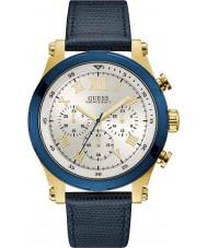 Guess W1105G1 Reloj de anclaje para hombre