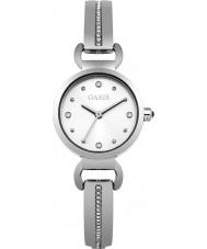 Oasis B1572 Las señoras reloj pulsera de la aleación de plata