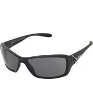 Cebe Movimiento brillantes gafas de sol polarizadas negro