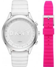 DKNY Minute NYT6103 Conjunto de regalo de damas woodhaven smartwatch