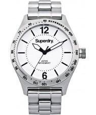 Superdry SYG107WM Reloj del batallón de hombres