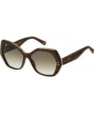 Marc Jacobs Damas marc 117-s ZY1 gafas de sol cc Habana