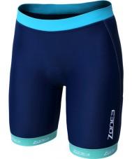 Zone3 Z16331 Pantalones cortos de lava de las señoras