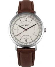 Ben Sherman BS006WBR Reloj de secuencia de comandos Mens