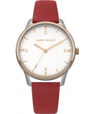 Karen Millen KM167R Reloj de señoras