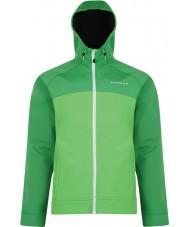Dare2b Chaqueta verde suave del softshell del fairway del revelry