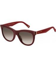 Marc Jacobs Damas marc 118-s de las gafas de sol de color burdeos ope K8