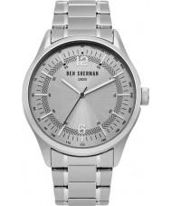 Ben Sherman WB066SM reloj para hombre