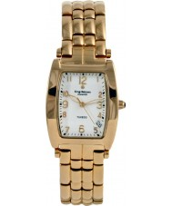 Krug-Baumen 1963DM Smoking de diamantes para hombre del reloj de oro