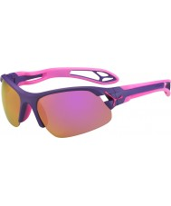 Cebe Cbspring4 s-pring gafas de sol púrpuras