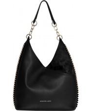 Jennifer Lopez JLH0003-BLACK Bolso de playa para mujer