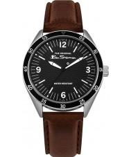 Ben Sherman BS007BBR Reloj de secuencia de comandos Mens