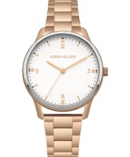 Karen Millen KM167RGM Reloj de señoras