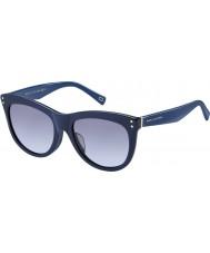 Marc Jacobs Damas marc 118-s gafas de sol azules OTC ll