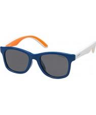 Polaroid Niños t20 y2 pld8001-s azules gafas de sol polarizadas