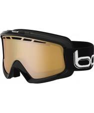 Bolle 21072 Nova II negro brillante - gafas de esquí arma cítricos modulador