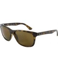 RayBan Rb4181 luz 57 highstreet carey 710-83 gafas de sol polarizadas