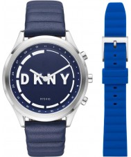 DKNY Minute NYT6104 Conjunto de regalo de damas woodhaven smartwatch
