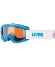 Uvex 55S8241312 Pro Nevado ajustado 12 de 4 gafas de esquí diferentes