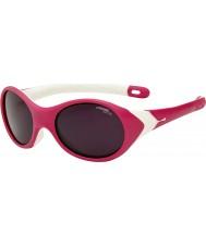 Cebe Kanga (edad 1-3) gafas de sol de frambuesa