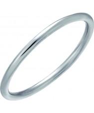 Nordahl Jewellery 125231-56 Las señoras anillo de plata - tamaño de p
