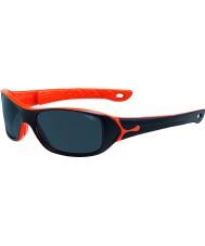 Cebe S-Picy (edad 7-10) mates gafas de sol de color naranja negro
