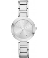 DKNY NY2398 Damas Stanhope reloj de pulsera de acero de plata